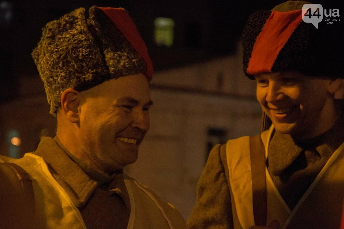 В Киеве провели реконструкцию боя за завод Арсенал (ФОТОРЕПОРТАЖ), фото-14