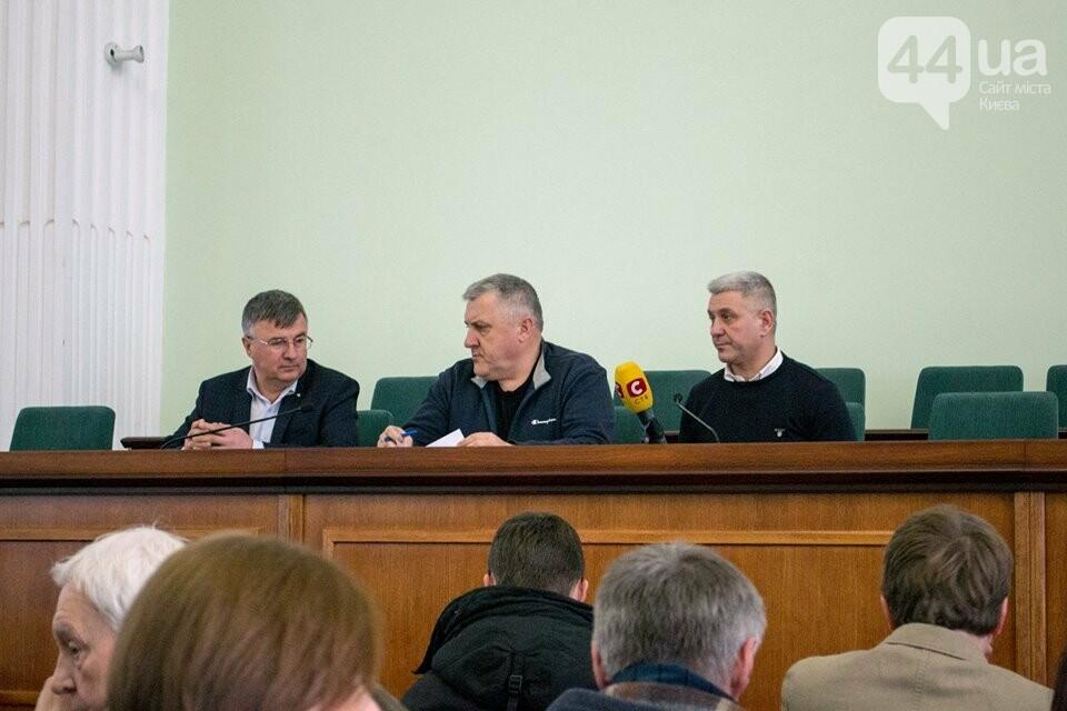 В Киеве выступили против строительства на Горке Кристера, фото-2