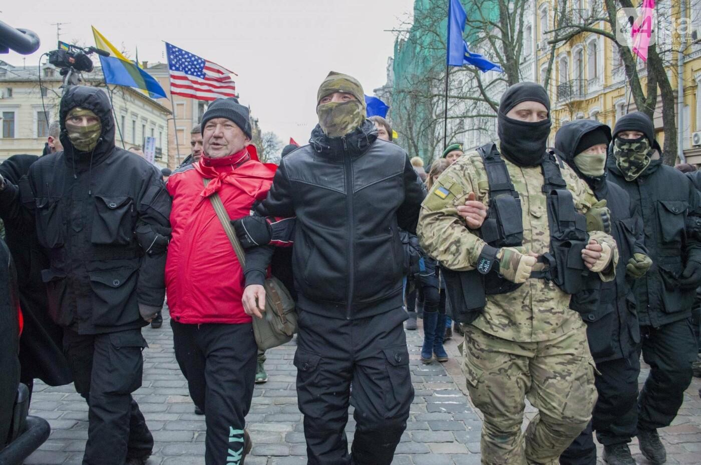Порошенко дали 14 дней на отставку: Саакашвили провел очередной марш за импичмент, фото-7