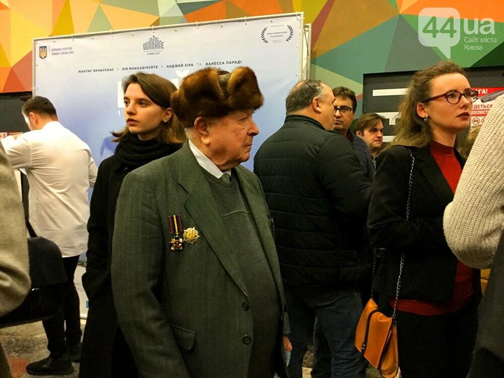 «Снимать кино о войне, которая продолжается, тяжело»: в Киеве состоялся допремьерный показ фильма «Иней», фото-3