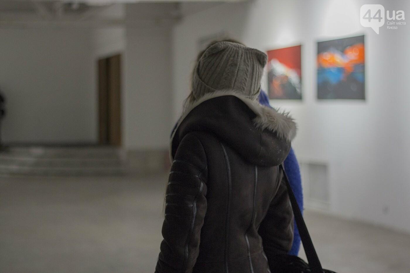 В центре Киева показали 3D-шоу , фото-1