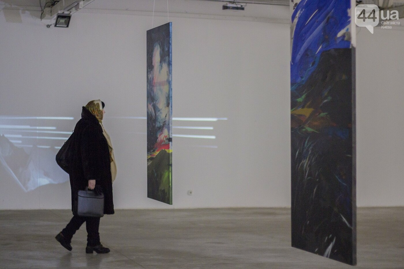 В центре Киева показали 3D-шоу , фото-4
