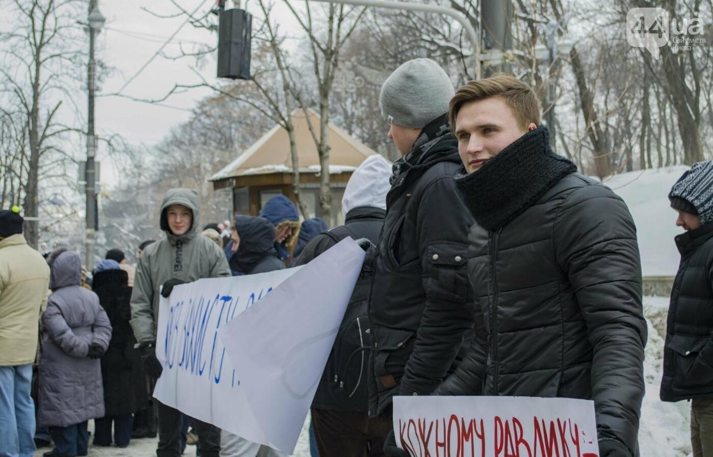 В центре Киева прошла необычная акция в поддержку улиток: как это было, фото-10