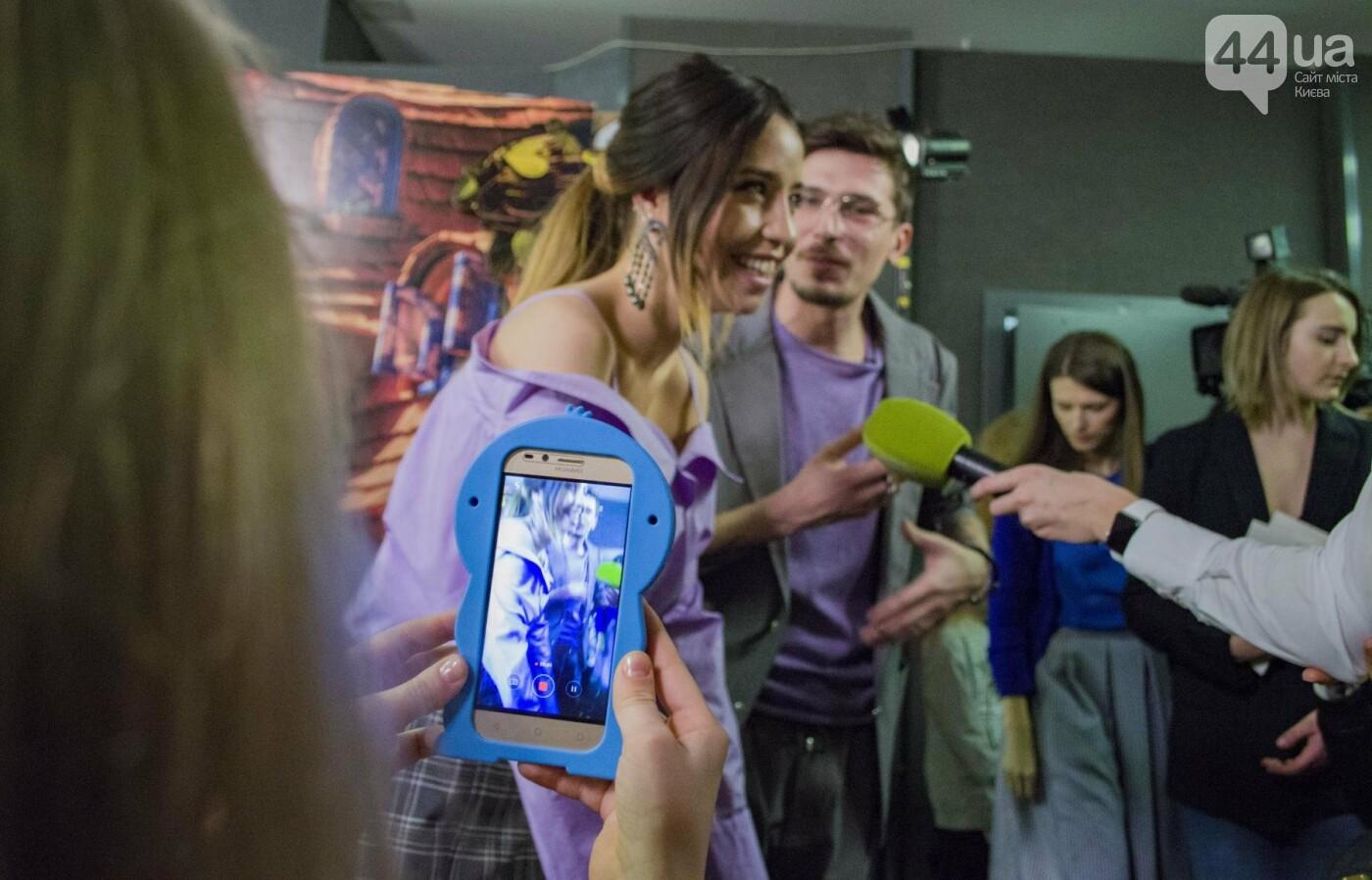Время и Стекло, Притула и Вирастюк: в Киеве с успехом прошла гала-премьера отечественного мультфильма, фото-20