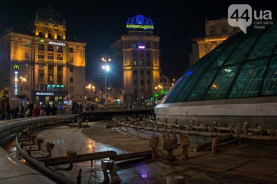В Киеве начали готовить фонтаны к запуску, фото-3
