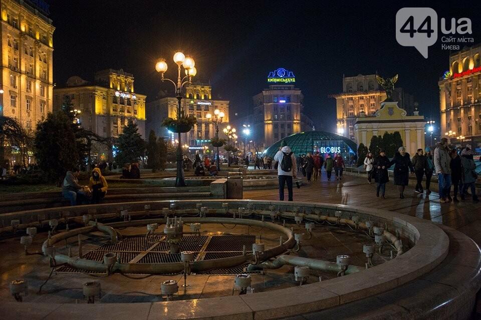 В Киеве начали готовить фонтаны к запуску, фото-4