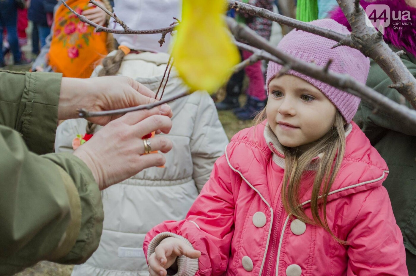 Бумажные птицы, танцы и вкусности: как в Киеве отметили праздник весны  , фото-2