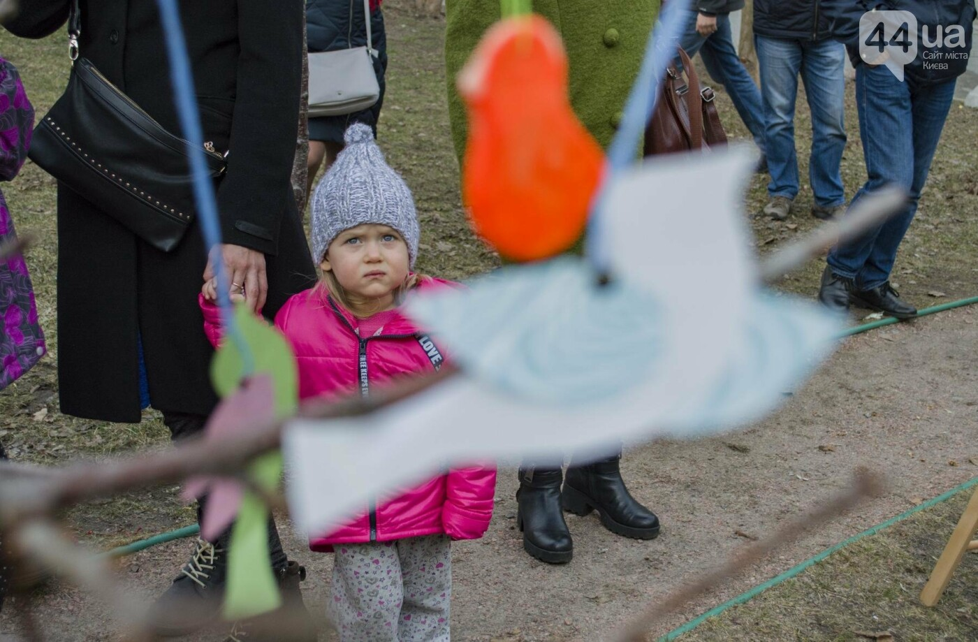 Бумажные птицы, танцы и вкусности: как в Киеве отметили праздник весны  , фото-3