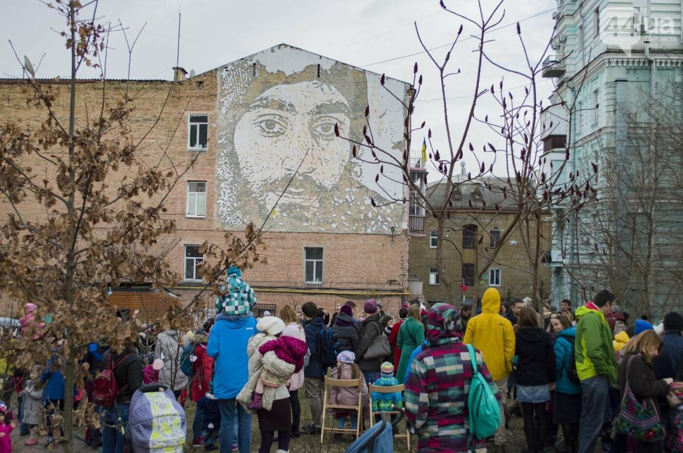 Бумажные птицы, танцы и вкусности: как в Киеве отметили праздник весны  , фото-9