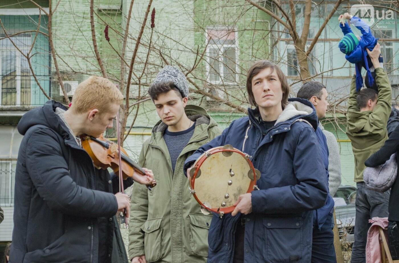 Бумажные птицы, танцы и вкусности: как в Киеве отметили праздник весны  , фото-5