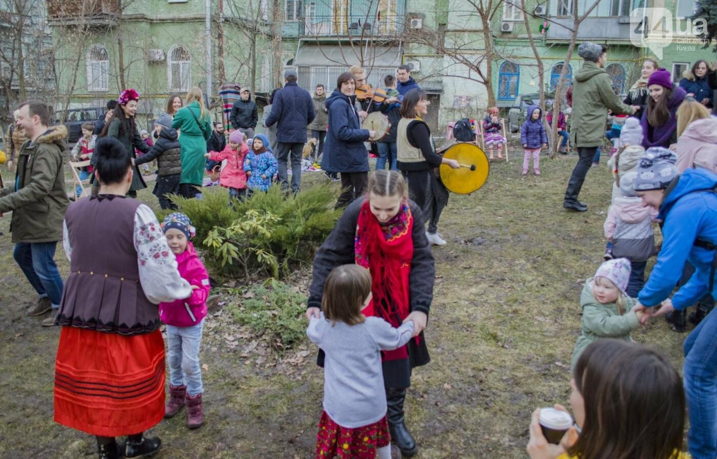 Бумажные птицы, танцы и вкусности: как в Киеве отметили праздник весны  , фото-6