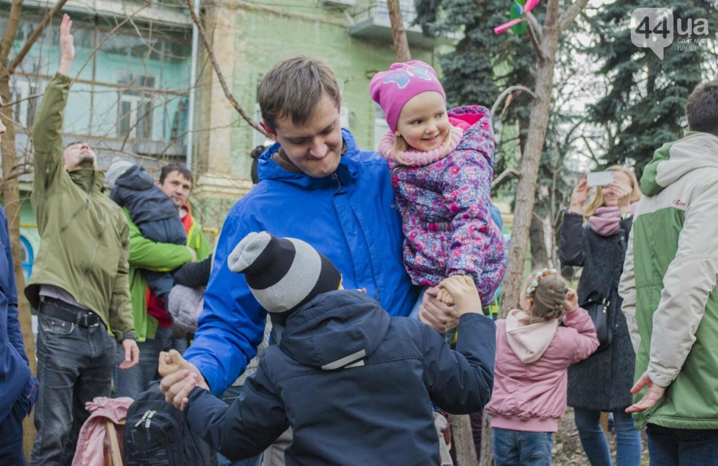 Бумажные птицы, танцы и вкусности: как в Киеве отметили праздник весны  , фото-7