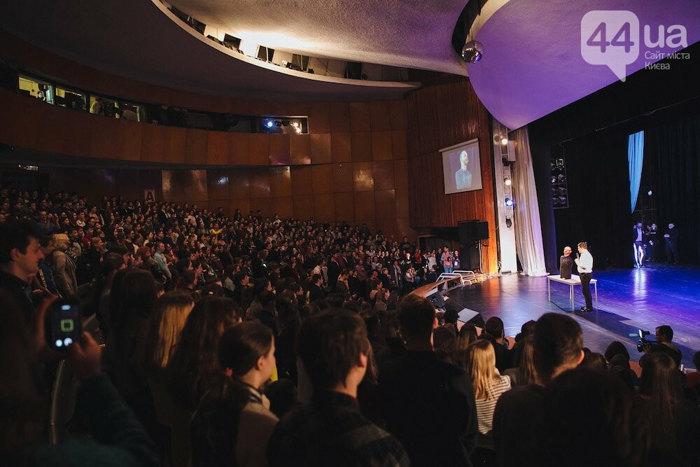 """Ник Вуйчич посетил Киев в рамках проекта """"Безопасная школа"""", фото-2"""