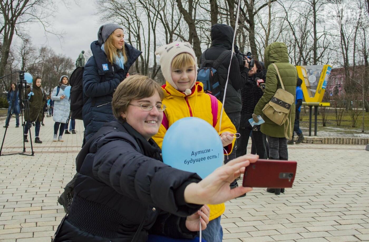 """""""Мы вместе"""": в Киеве прошла акция в поддержку детей и взрослых с аутизмом, фото-4"""