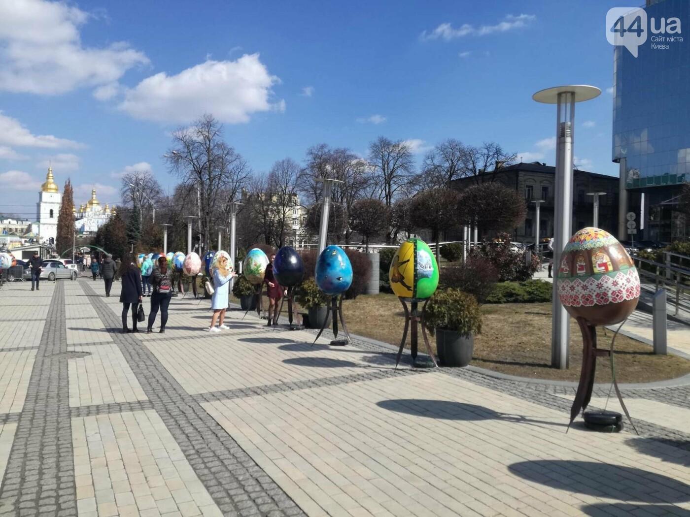 Софийская площадь готовится к Пасхе (ФОТО), фото-18