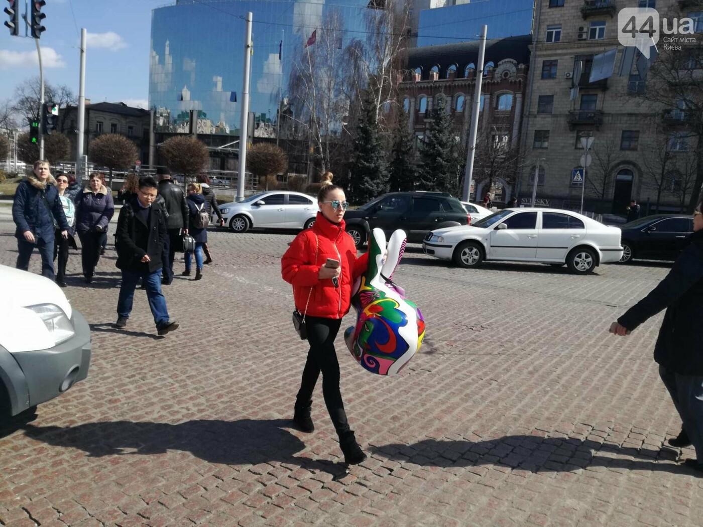 Софийская площадь готовится к Пасхе (ФОТО), фото-7