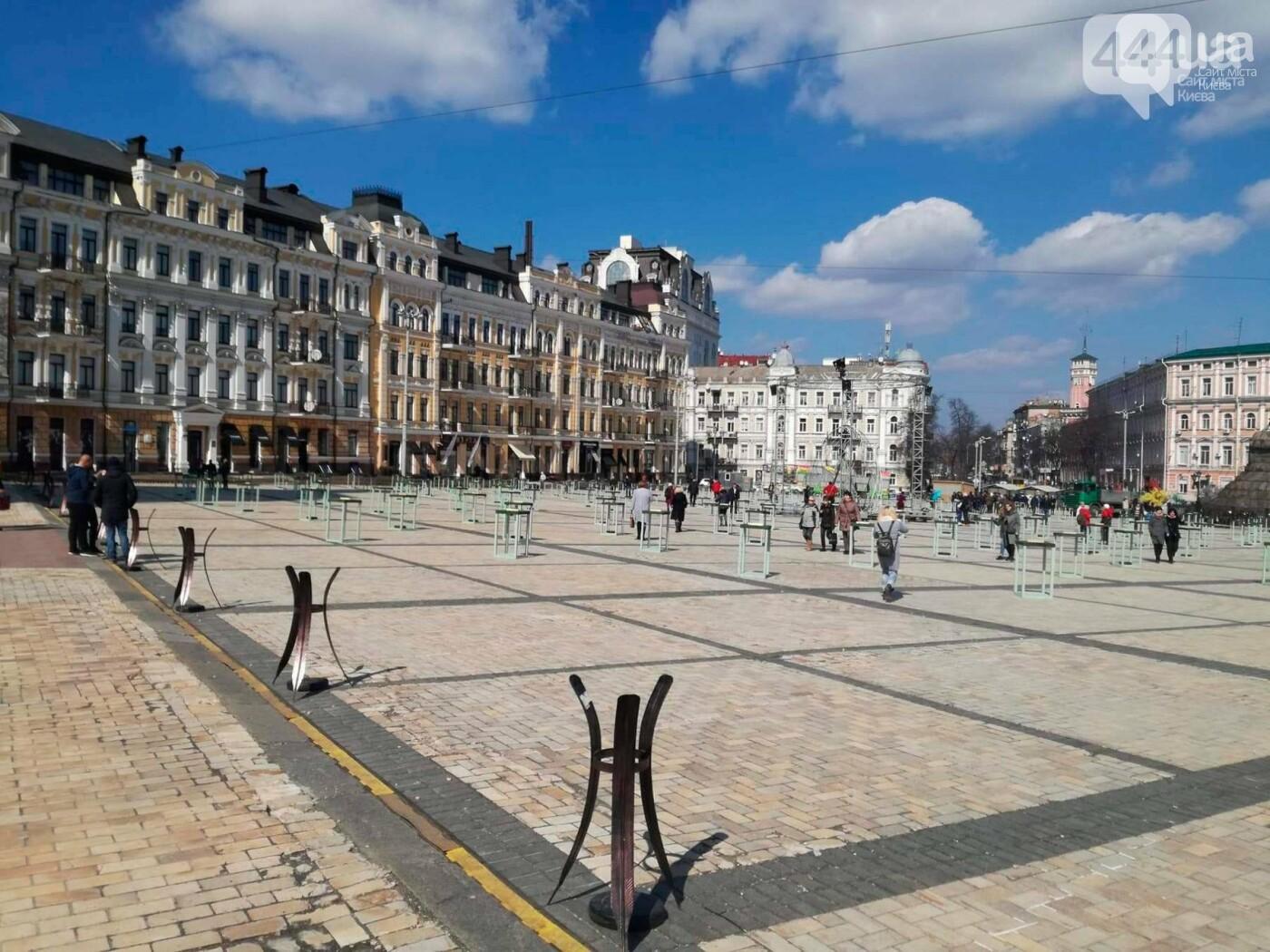 Софийская площадь готовится к Пасхе (ФОТО), фото-8