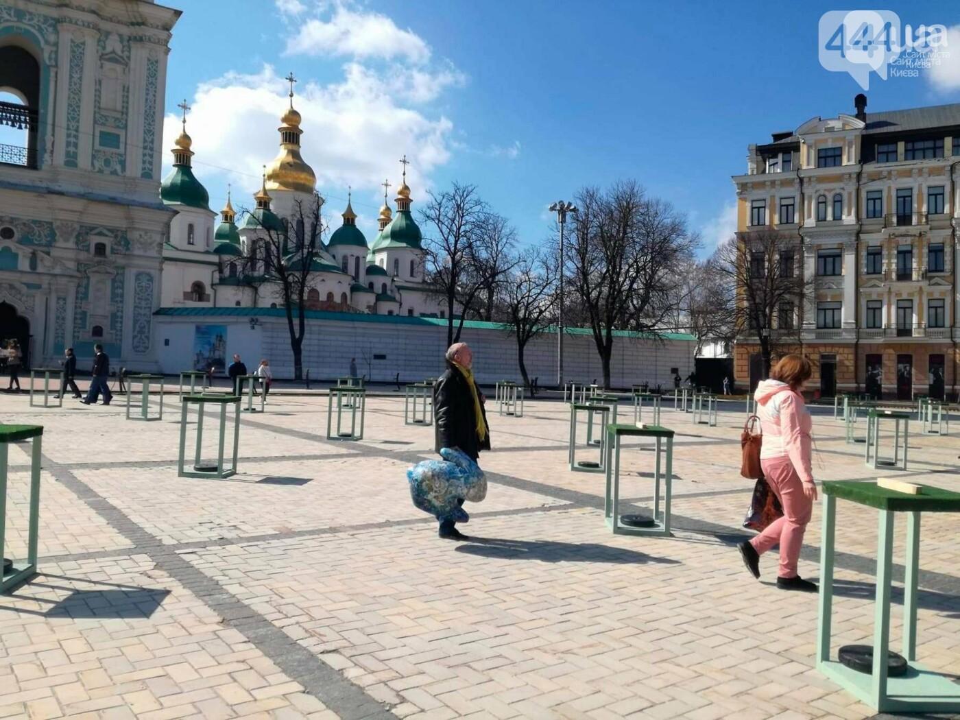 Софийская площадь готовится к Пасхе (ФОТО), фото-9