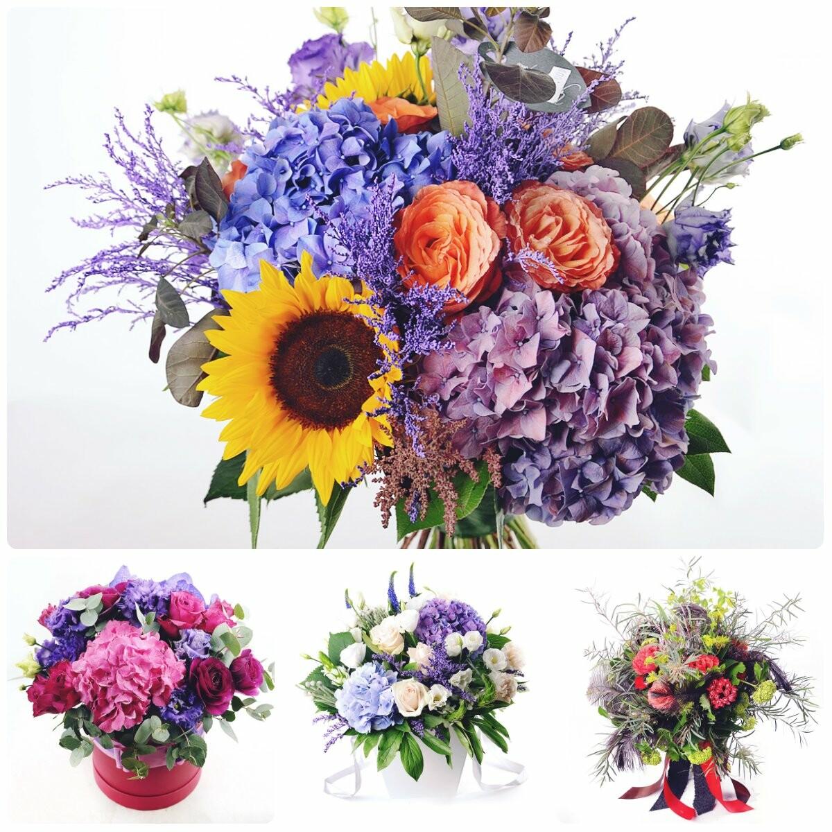Доставка цветов в Киеве - где заказать?, фото-17
