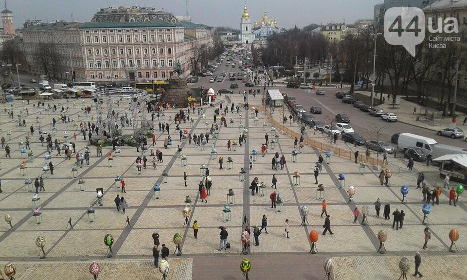 В Киеве стартовал фестиваль писанок (ФОТО), фото-1