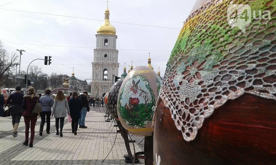В Киеве стартовал фестиваль писанок (ФОТО), фото-4