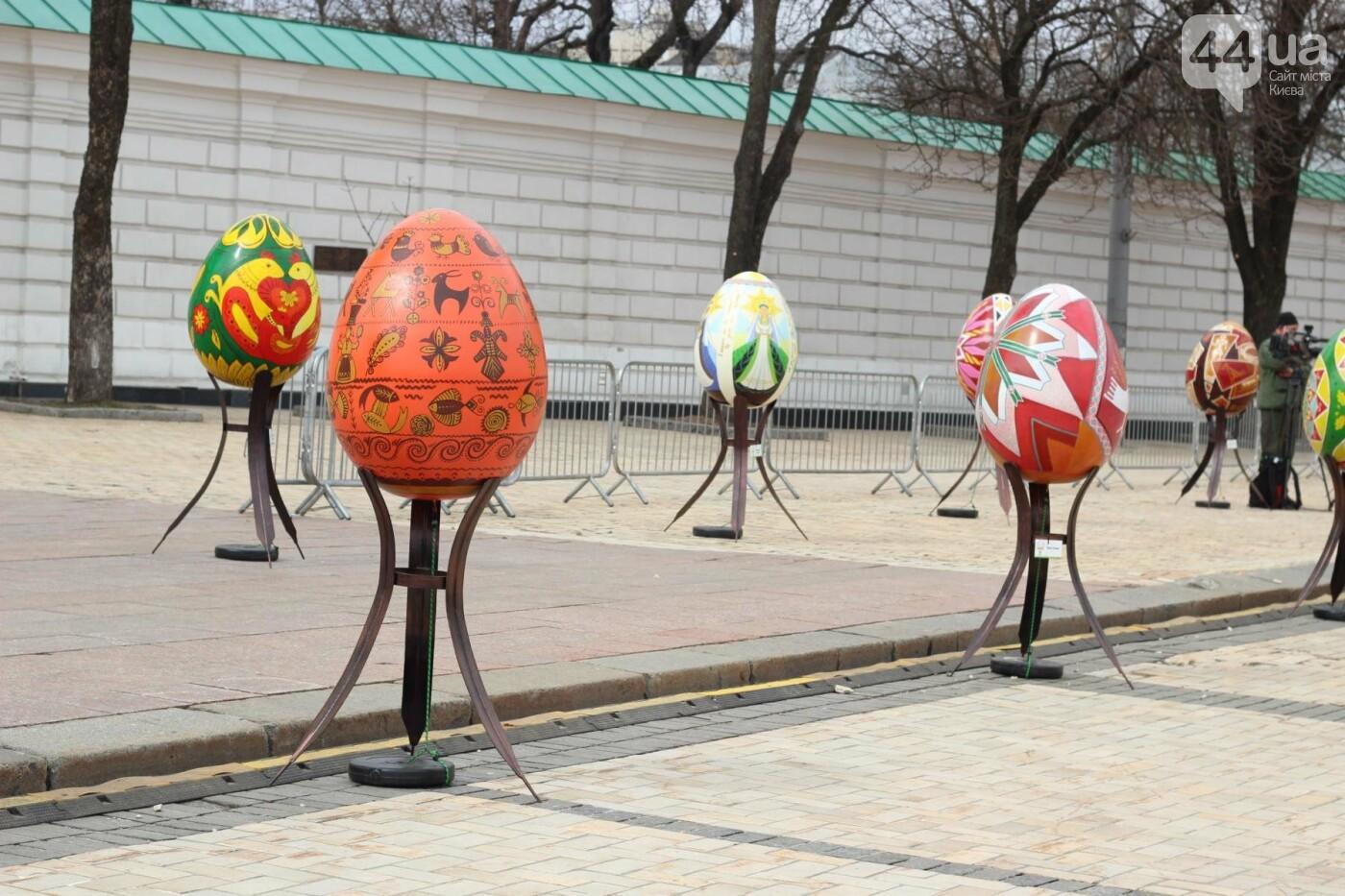 Писанки и кролики: как на Софийской площади проходит Пасхальный фестиваль, фото-48