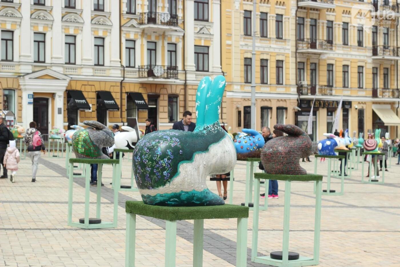 Писанки и кролики: как на Софийской площади проходит Пасхальный фестиваль, фото-41