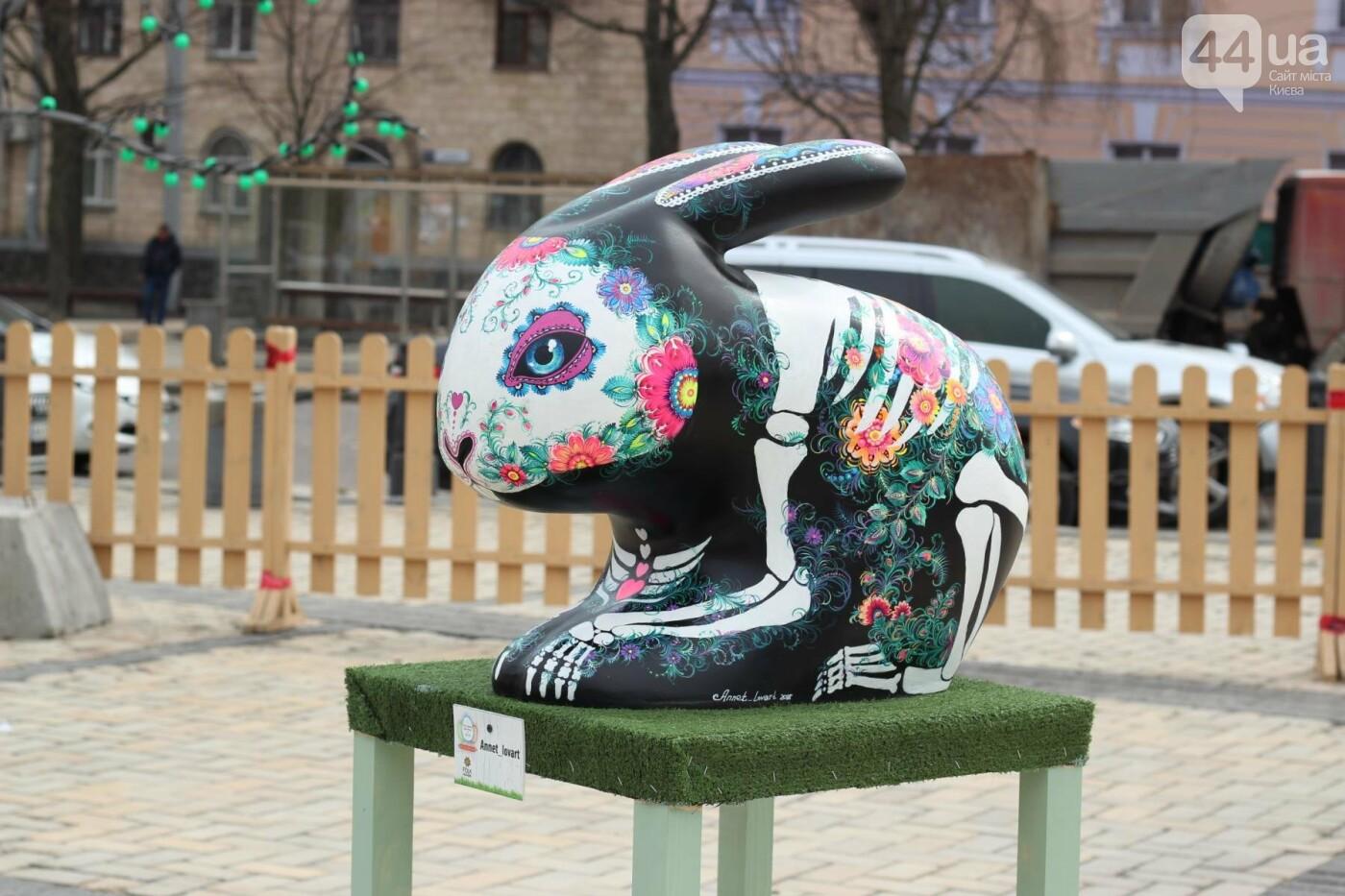 Писанки и кролики: как на Софийской площади проходит Пасхальный фестиваль, фото-36
