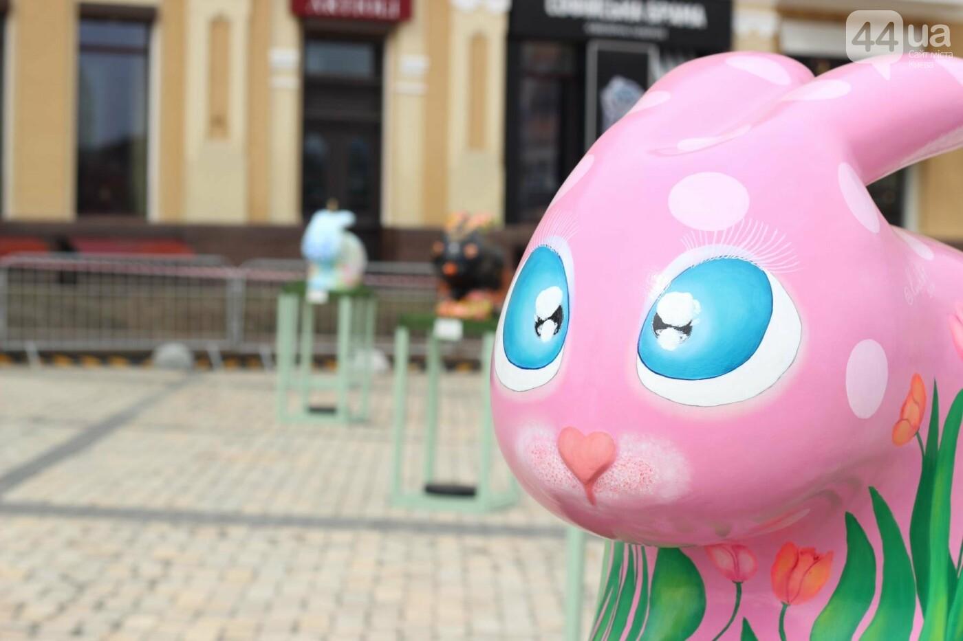 Писанки и кролики: как на Софийской площади проходит Пасхальный фестиваль, фото-11