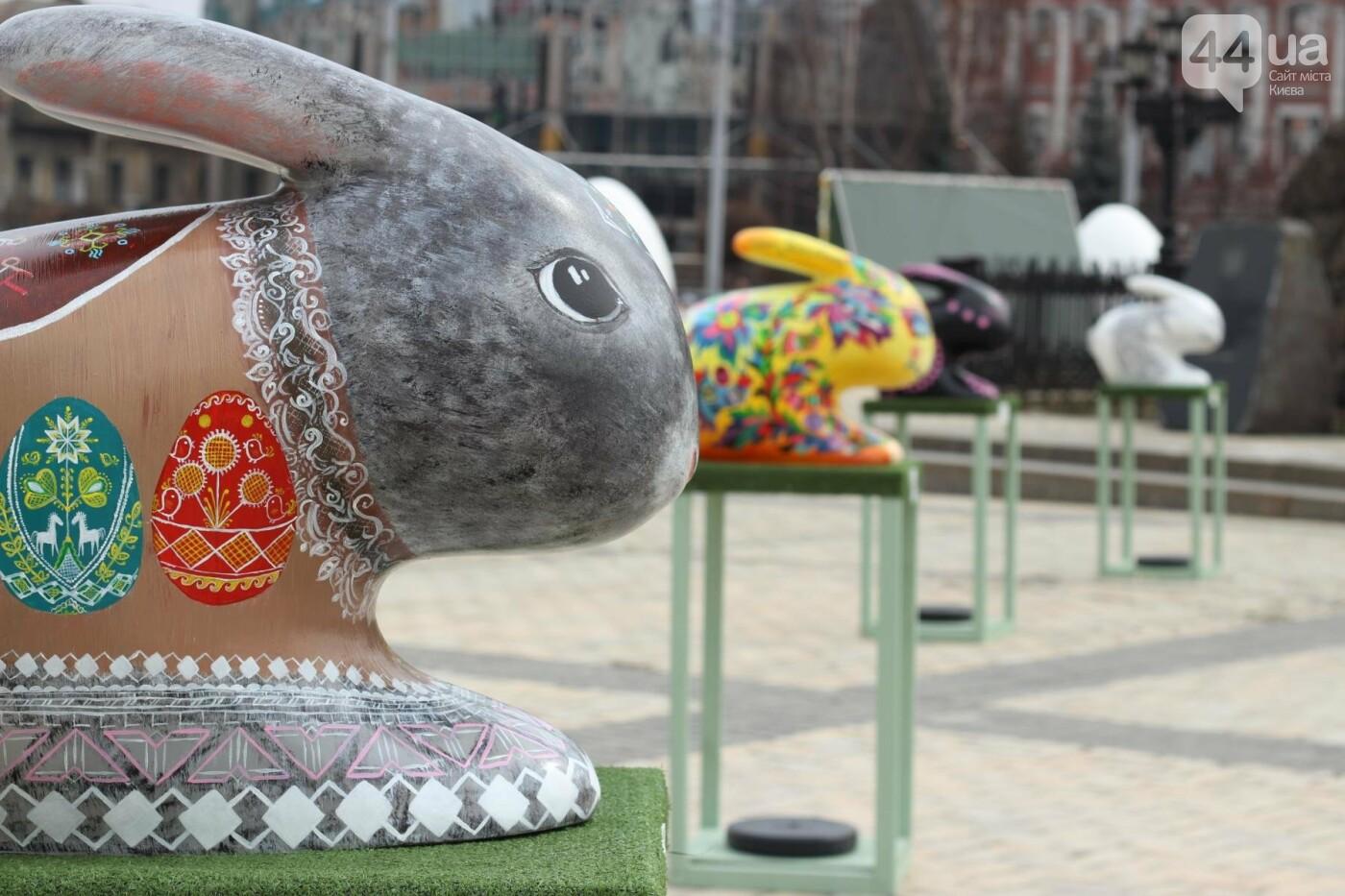 Писанки и кролики: как на Софийской площади проходит Пасхальный фестиваль, фото-47