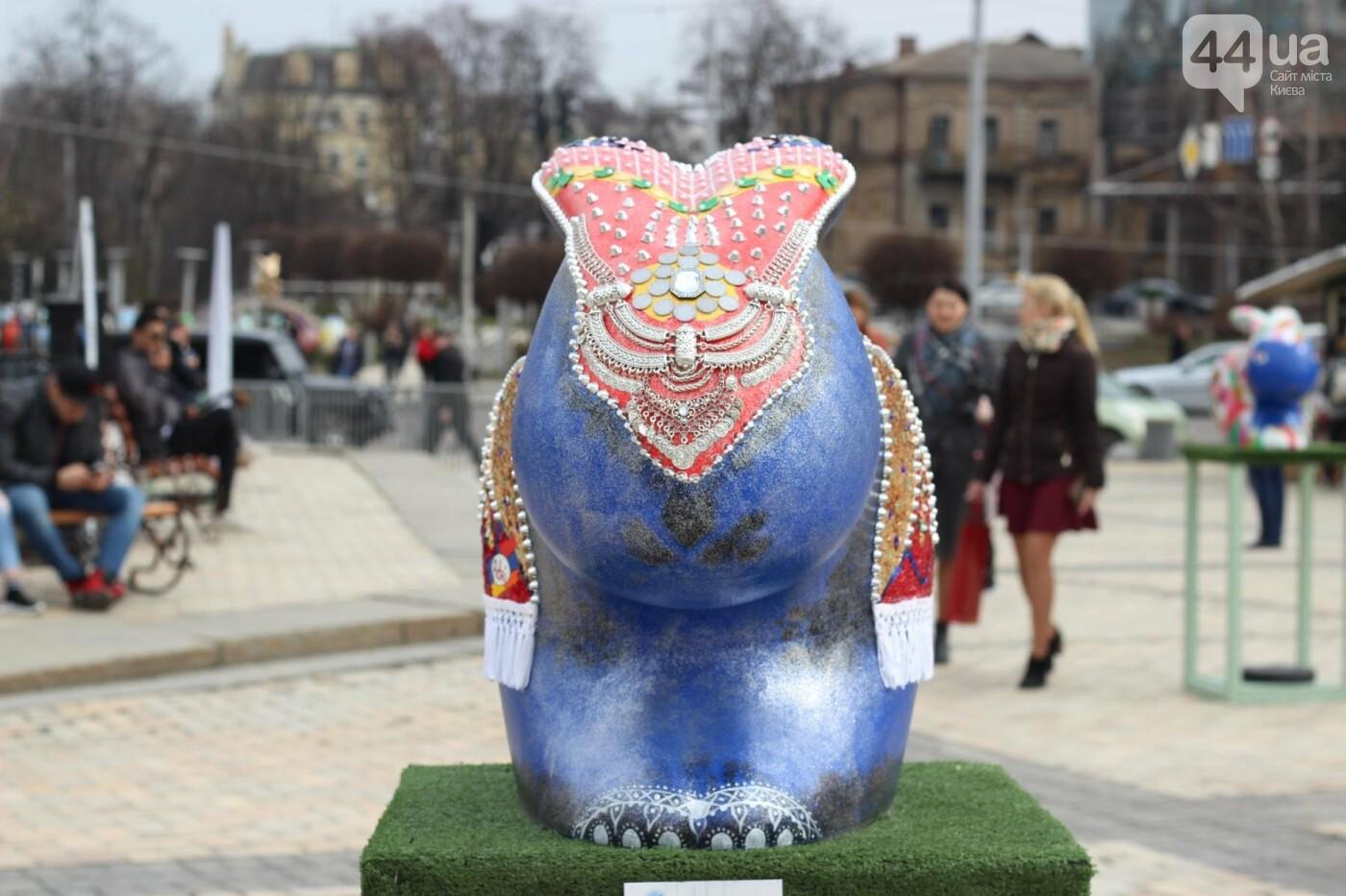 Писанки и кролики: как на Софийской площади проходит Пасхальный фестиваль, фото-2