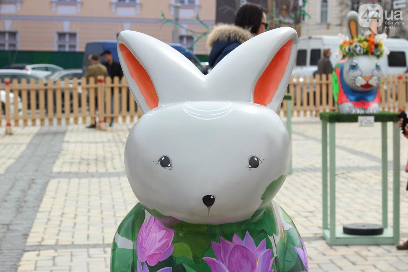 Писанки и кролики: как на Софийской площади проходит Пасхальный фестиваль, фото-14