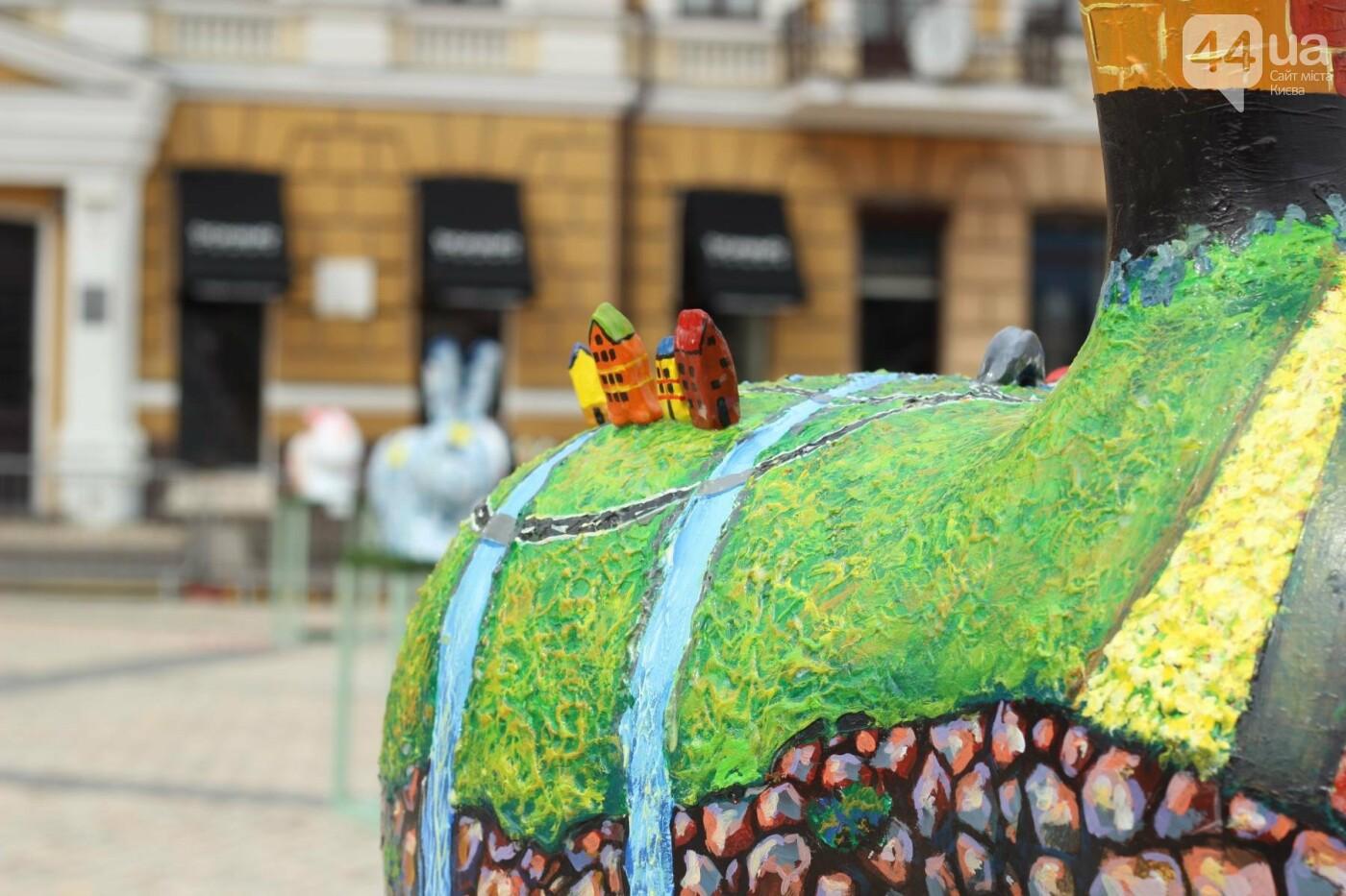 Писанки и кролики: как на Софийской площади проходит Пасхальный фестиваль, фото-44