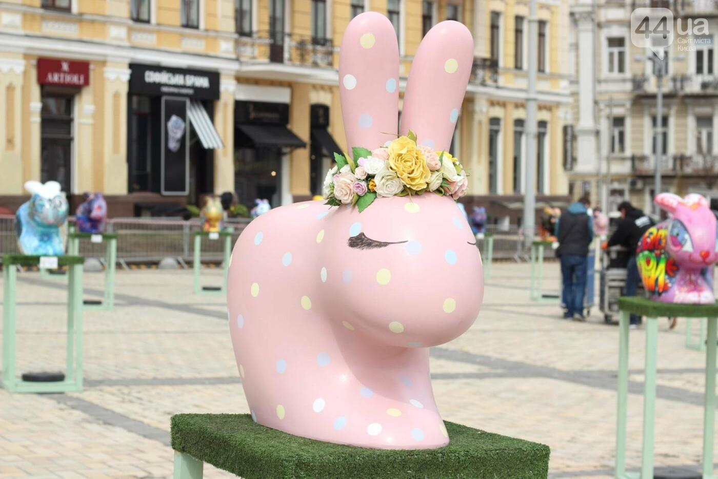 Писанки и кролики: как на Софийской площади проходит Пасхальный фестиваль, фото-16