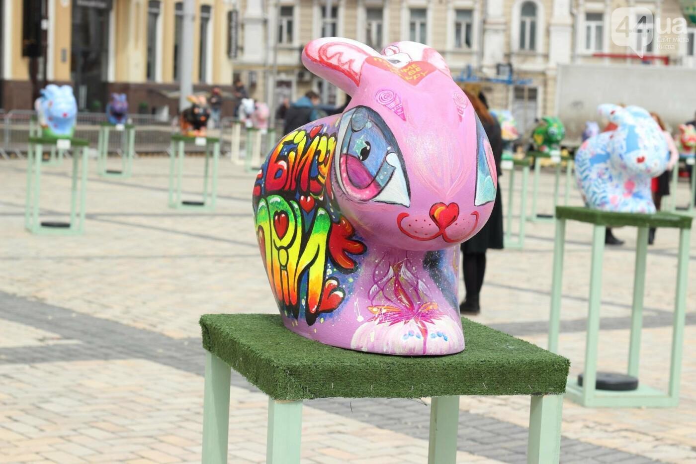 Писанки и кролики: как на Софийской площади проходит Пасхальный фестиваль, фото-37