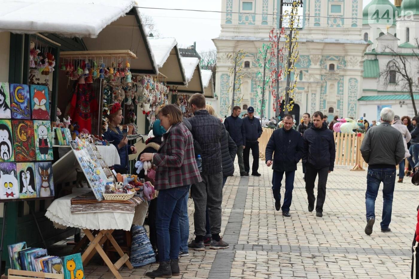 Писанки и кролики: как на Софийской площади проходит Пасхальный фестиваль, фото-57