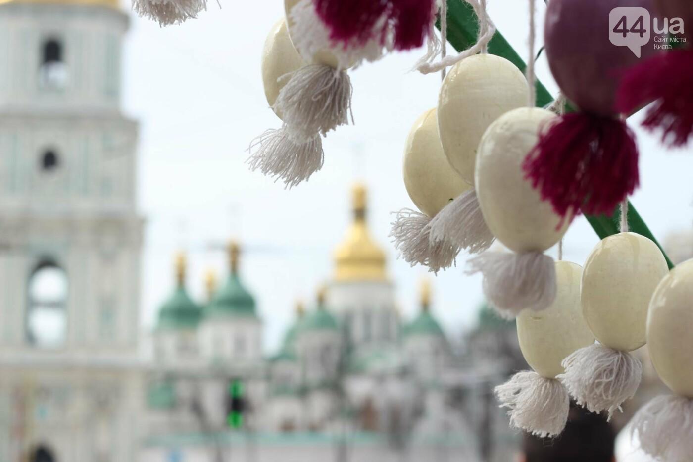 Писанки и кролики: как на Софийской площади проходит Пасхальный фестиваль, фото-22