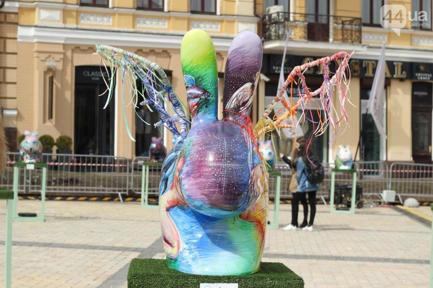 Писанки и кролики: как на Софийской площади проходит Пасхальный фестиваль, фото-49
