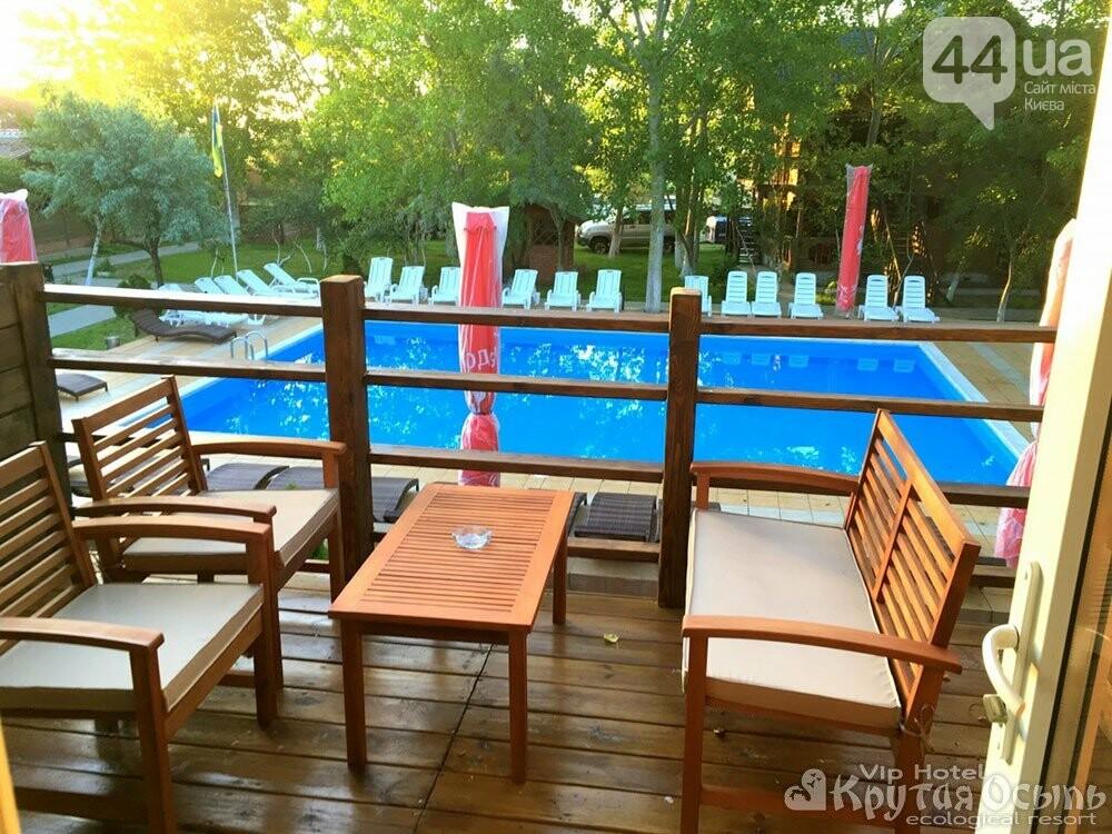 Krutayа  Osyp Vip Hotel Ecologicаl Resort