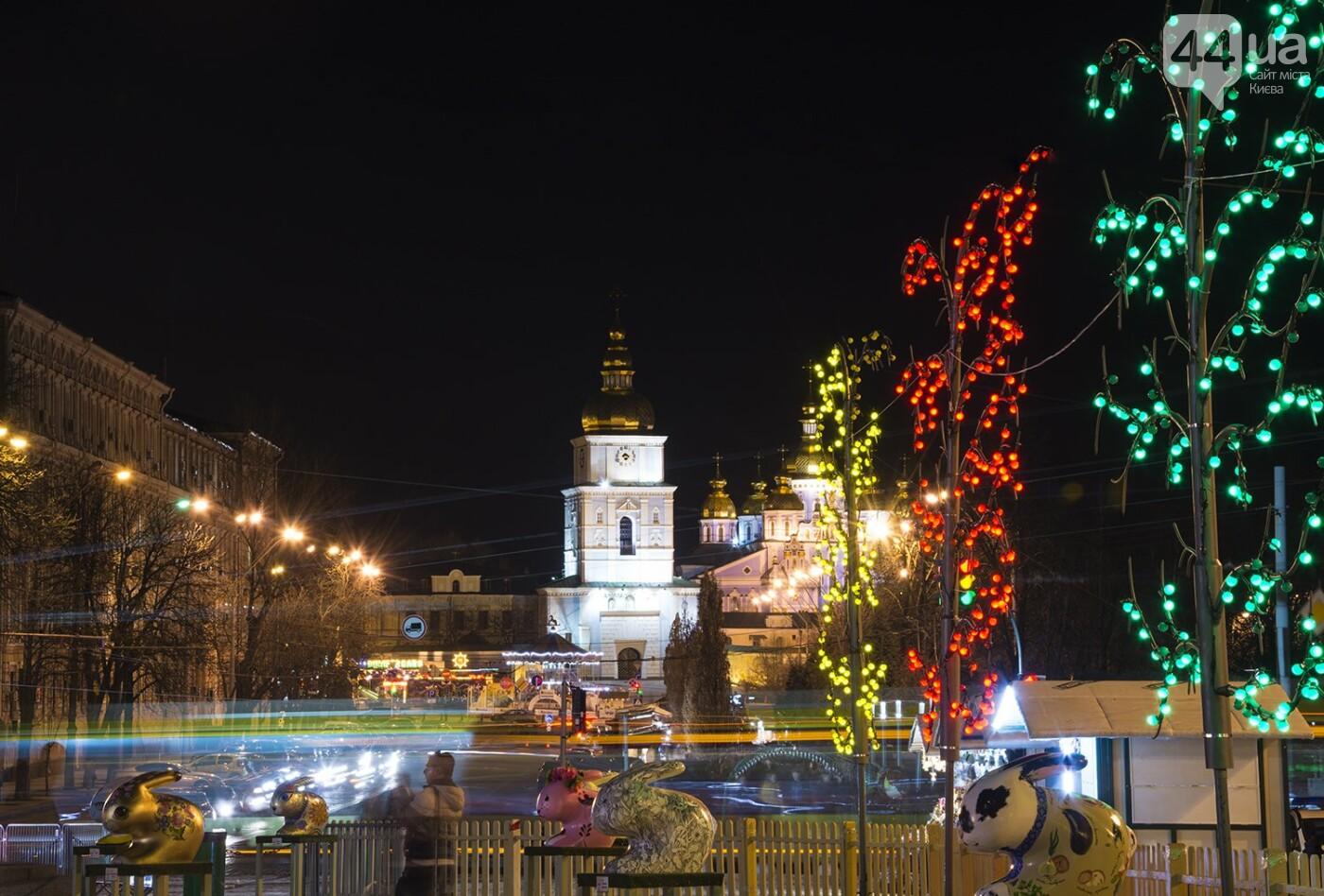 Пасхальная иллюминация: как выглядит фестиваль писанок ночью, фото-15