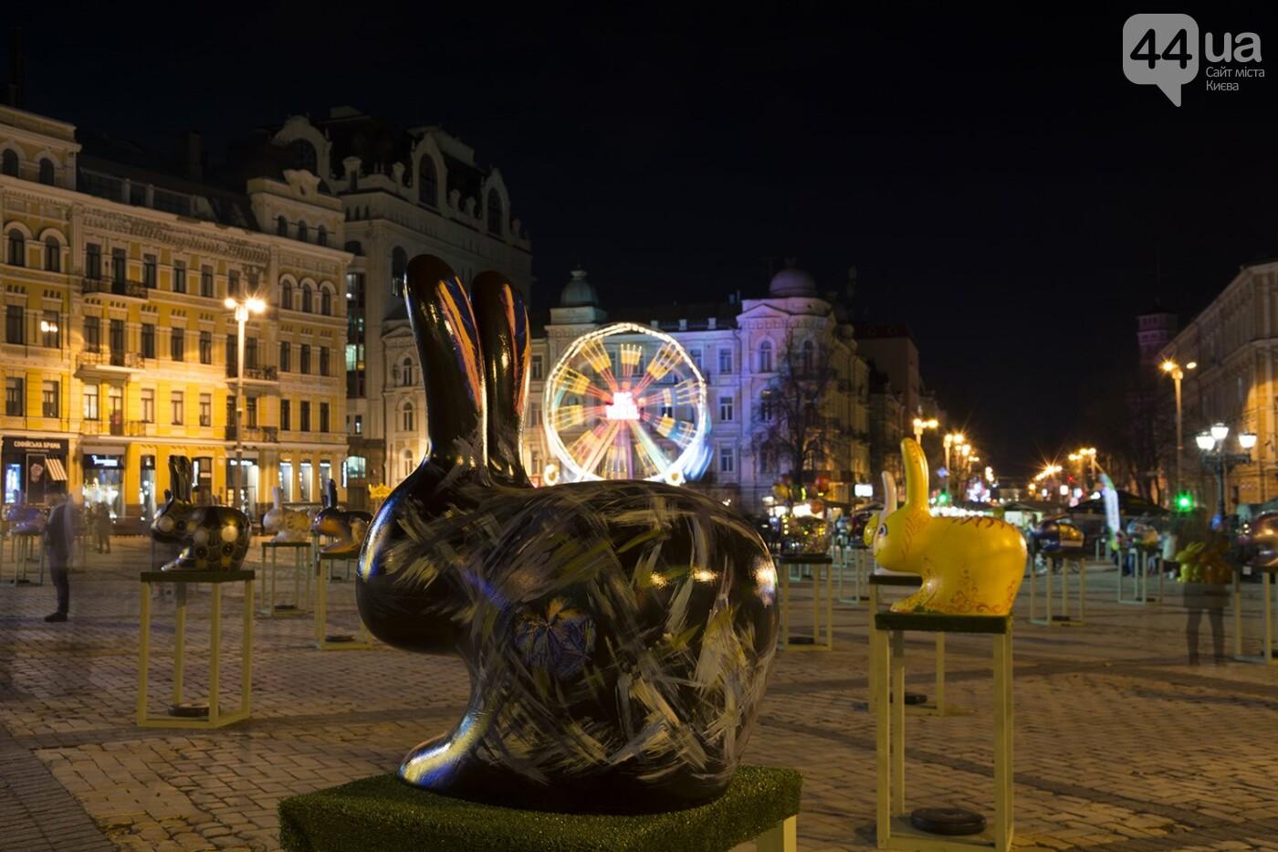 Пасхальная иллюминация: как выглядит фестиваль писанок ночью, фото-5
