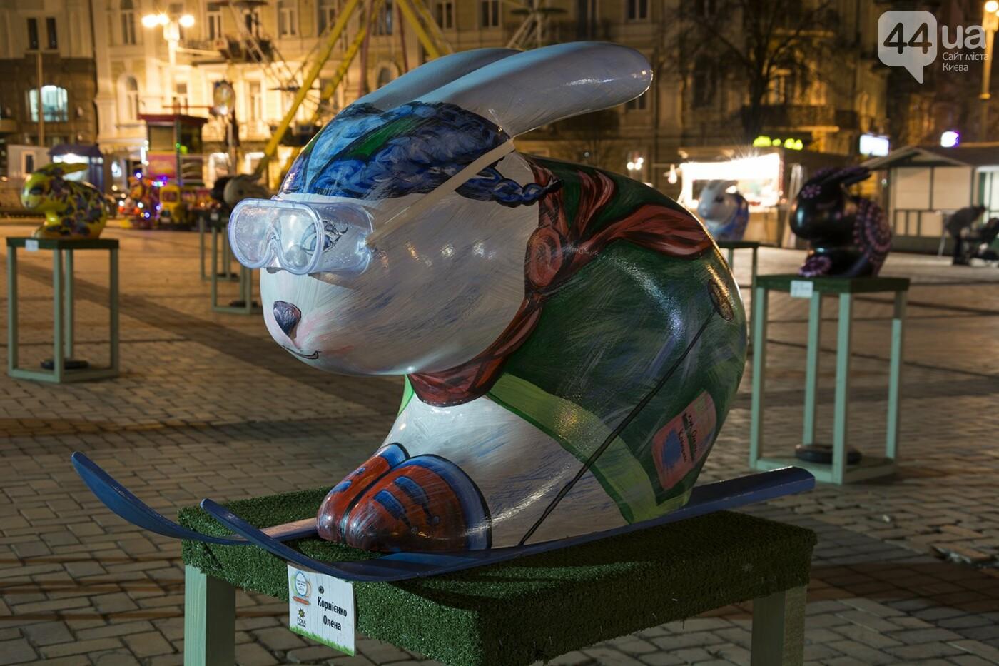 Пасхальная иллюминация: как выглядит фестиваль писанок ночью, фото-7