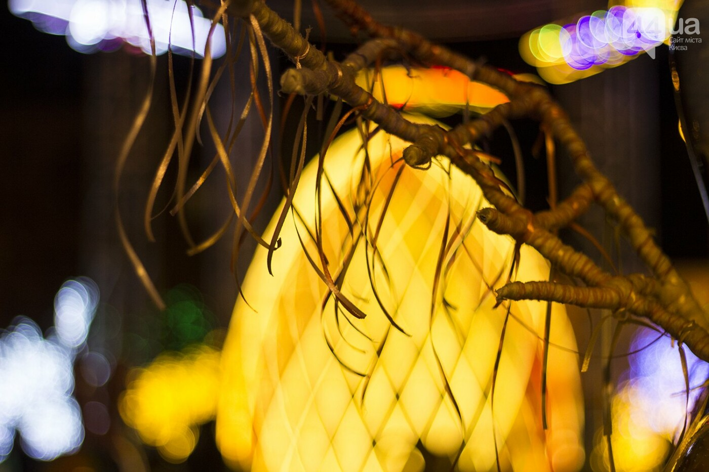 Пасхальная иллюминация: как выглядит фестиваль писанок ночью, фото-8