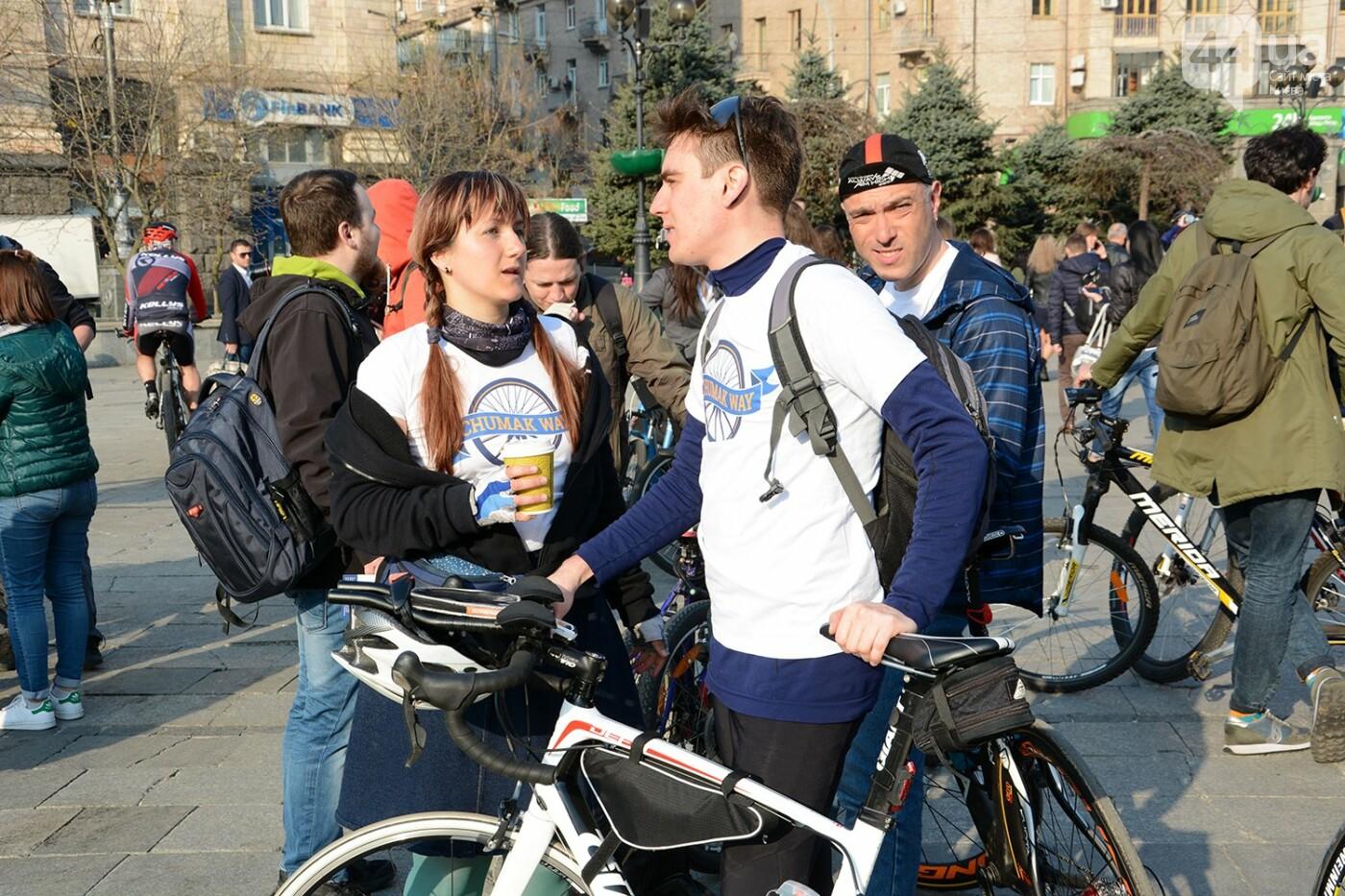 """Акция """"На велосипеде на работу"""": как это было, фото-30"""