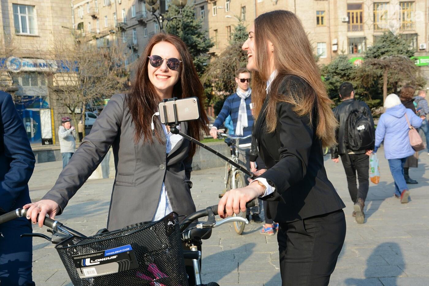 """Акция """"На велосипеде на работу"""": как это было, фото-15"""