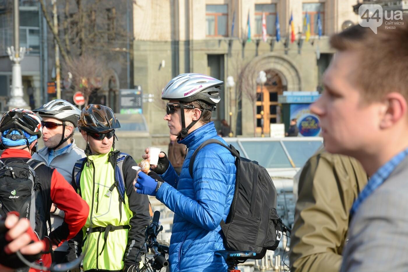 """Акция """"На велосипеде на работу"""": как это было, фото-9"""
