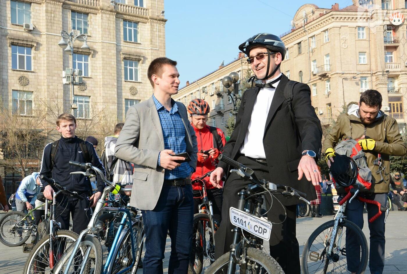 """Акция """"На велосипеде на работу"""": как это было, фото-31"""