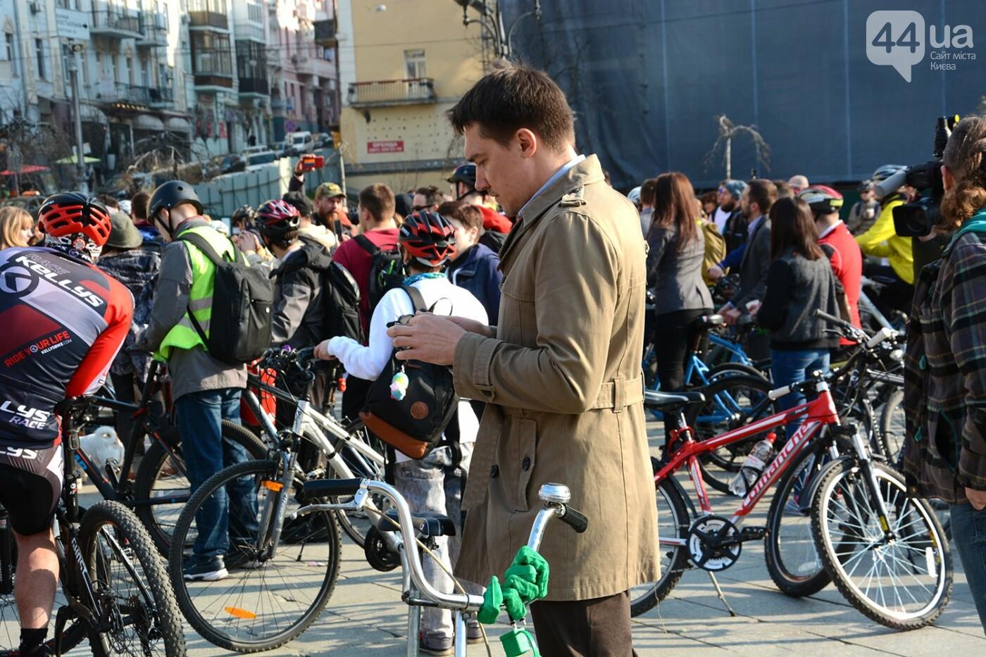 """Акция """"На велосипеде на работу"""": как это было, фото-25"""
