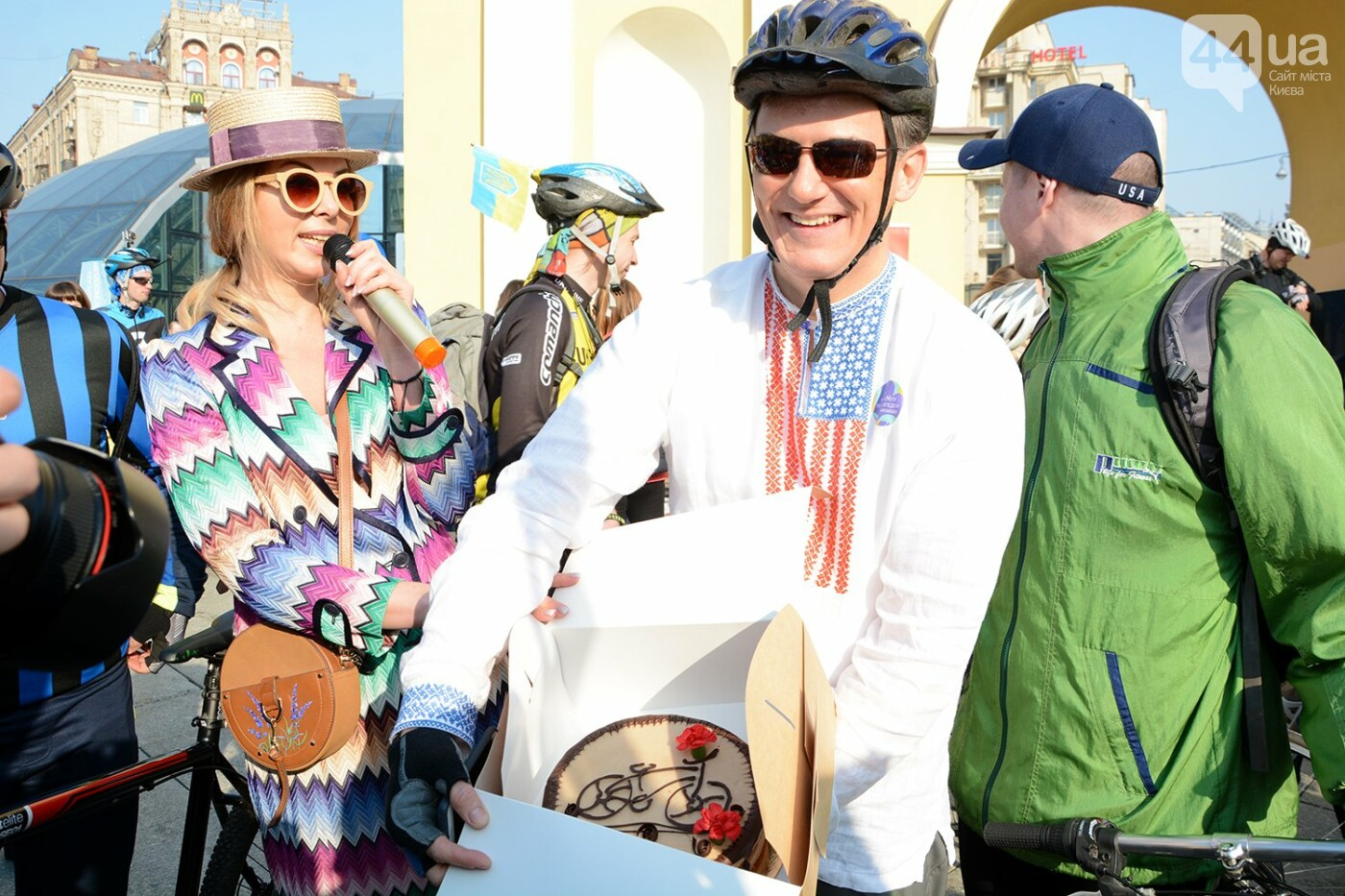 """Акция """"На велосипеде на работу"""": как это было, фото-23"""