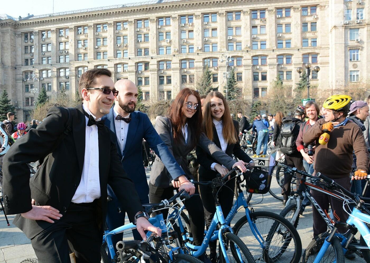 """Акция """"На велосипеде на работу"""": как это было, фото-32"""